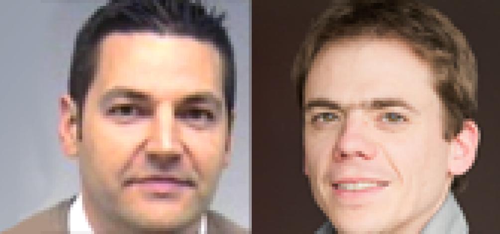 Thibault Daudigeos et Stéphane Jaumier, enseignants-chercheurs à GEM