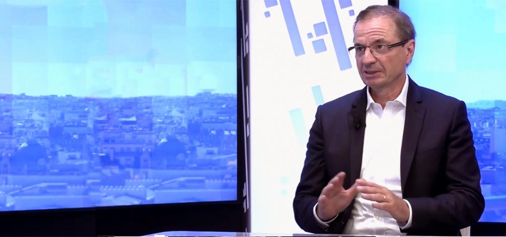 Loïck Roche - Directeur Général de Grenoble Ecole de Management et Vice-président de la Conférence des Grandes Ecoles