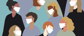 2500 masques offerts par les diplômés chinois du DBA de GEM au CHU de Grenoble