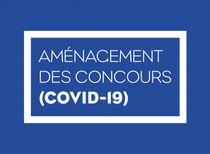 info concours 2020