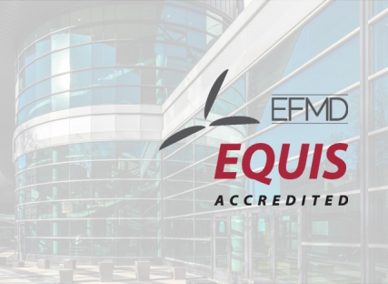 EQUIS : GEM ré-accréditée pour 5 ans